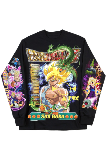 Dragon Ball Z Longsleeve