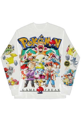 Pokemon Origins Longsleeve