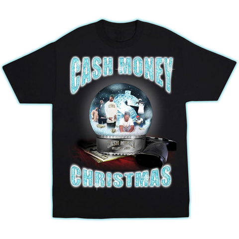 CASH MONEY CHRISTMAS TEE