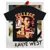 Kanye West College Dropout Tee