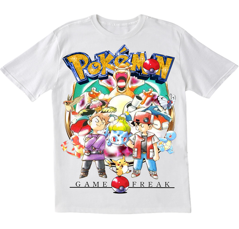 Pokemon Origins Tee