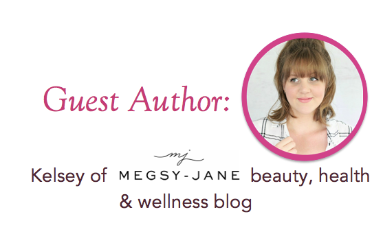 Megsy Jane blogging for Eve Organics