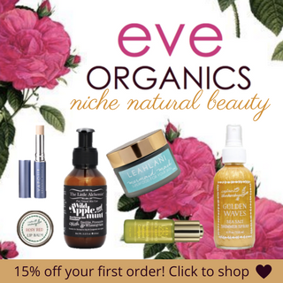 Organic beauty products & all natural skin care