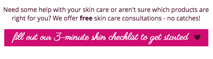 free skin care consultations