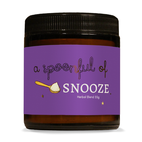 Copy of Balanced Pantry Adaptogenic Blend - Snooze (55g)