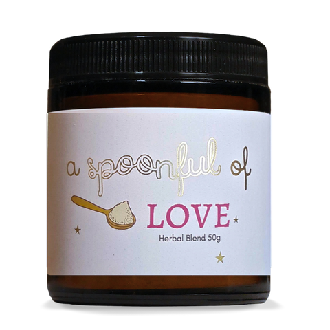Balanced Pantry Adaptogenic Blend - Love (55g)
