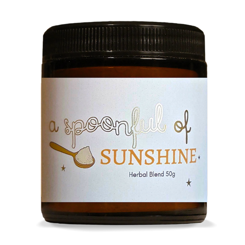 Balanced Pantry Adaptogenic Blend - Sunshine (55g)