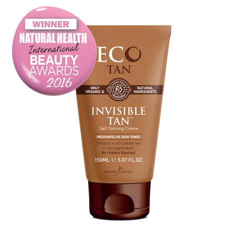 Eco Tan Invisible Tan (150g)