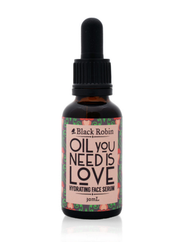 Black Robin Oil You Need is Love Hydrating Face Serum (30ml)