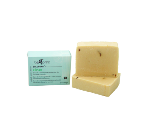 Blissoma Clean Smooth & Sensitive Cleansing Bar (84g)