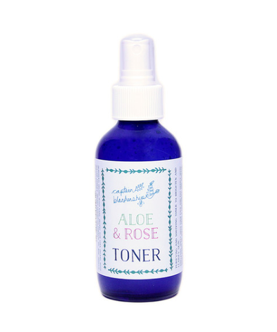 Captain Blankenship Aloe & Rose Toner (118ml)