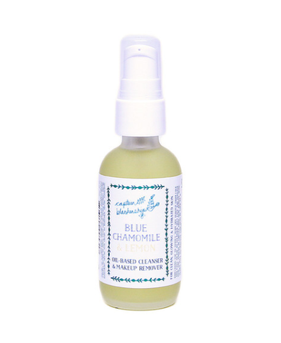 Captain Blankenship Blue Chamomile & Lemon Oil-based Cleanser & Makeup Remover (59ml)