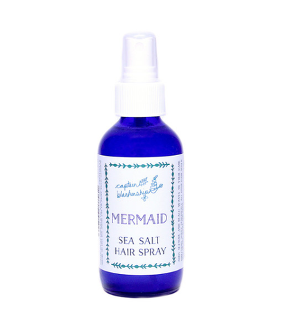 Captain Blankenship Mermaid Sea Salt Hair Spray (118ml)