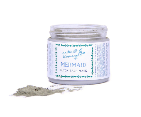 Captain Blankenship Mermaid Detox Face Mask (56g)