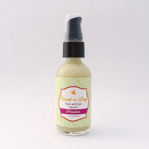 Earthwise Beauty Carrot-a-Day Organic Face & Eye Serum (Sensitive)