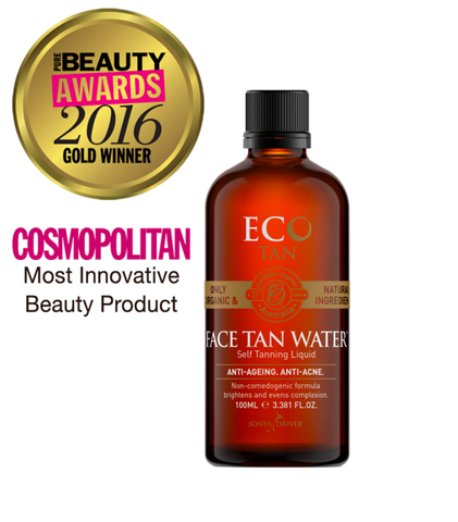 Eco Tan Face Tan Water (100ml)