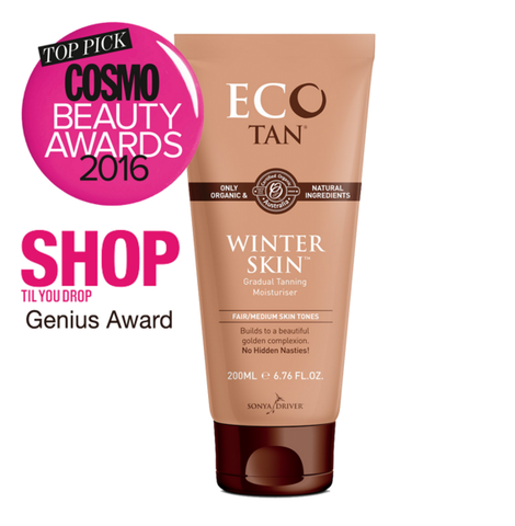 Eco Tan Organic Winter Skin (300ml)