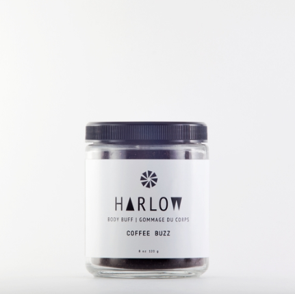 Harlow Coffee Buzz Body Buff (120g)