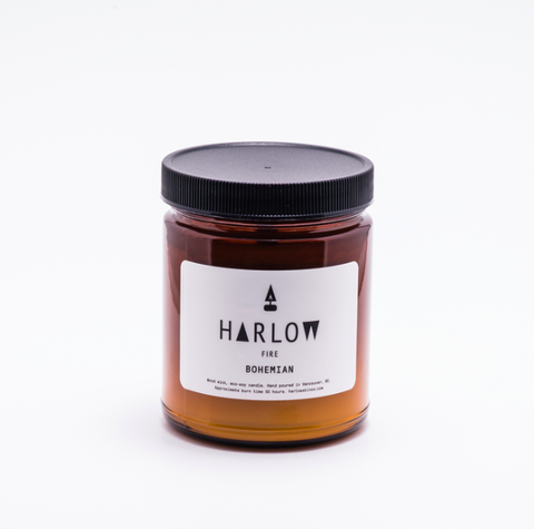 Harlow Fire Candle - Bohemian (225g)