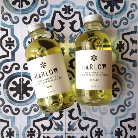 Harlow Soul Body & Bath Elixir (117ml)