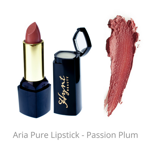Hynt Beauty Aria Pure Lipstick - Passion Plum