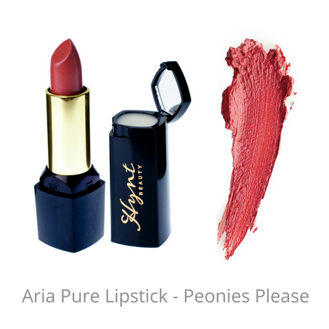 Hynt Beauty Aria Pure Lipstick - Peonies Please