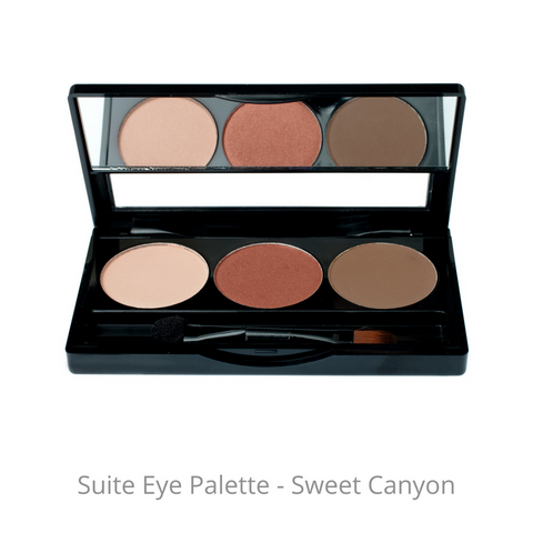 Hynt Beauty Suite Eyeshadow Palette - Sweet Canyon