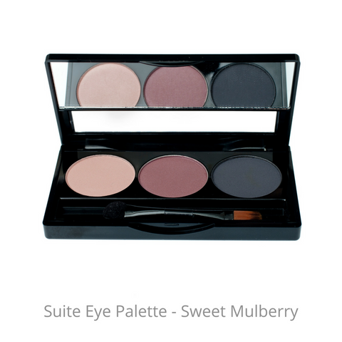 Hynt Beauty Suite Eyeshadow Palette - Sweet Mulberry