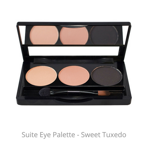 Hynt Beauty Suite Eyeshadow Palette - Sweet Tuxedo