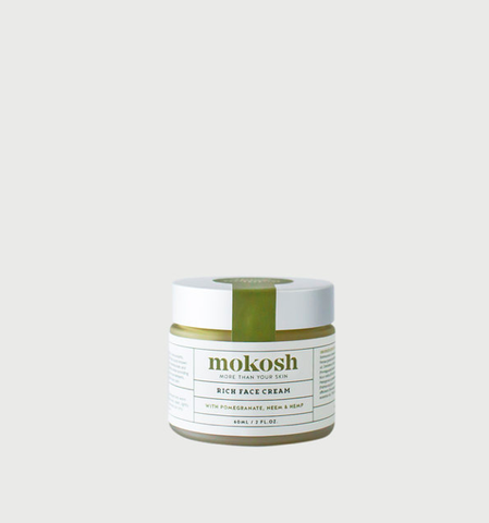 NEW Mokosh Rich Face Cream (60ml)