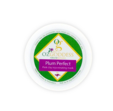 Oz Goddess - Plum Perfect Face Mask (80g)