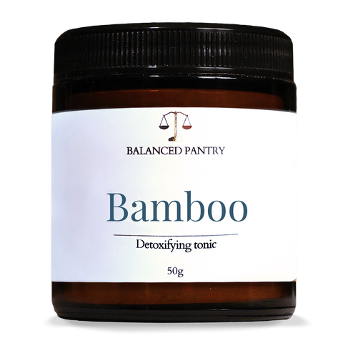Balanced Pantry - Bamboo Powder (50g)