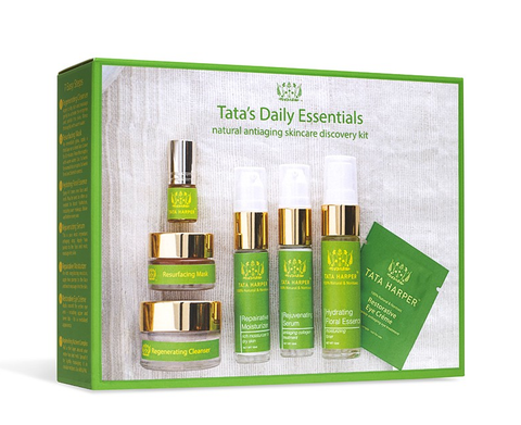 Tata Harper Daily Essentials Anti-ageing Discovery Kit