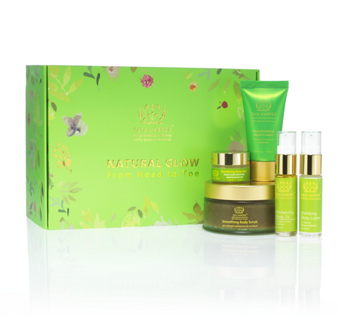 Tata Harper Natural Glow from Head to Toe Gift Set