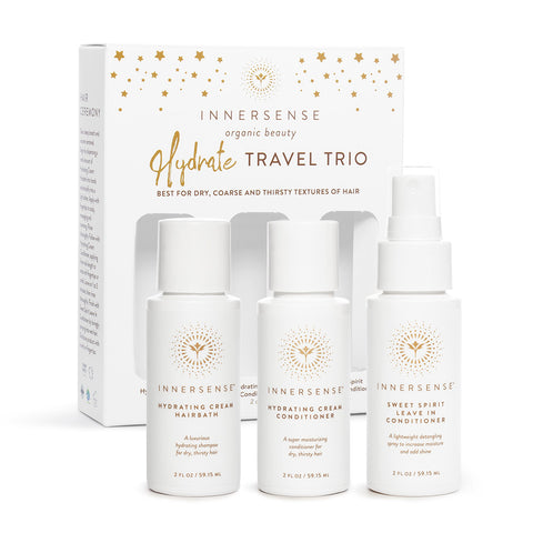 Innersense Holiday Trio - Hydrating (3 x 60ml)