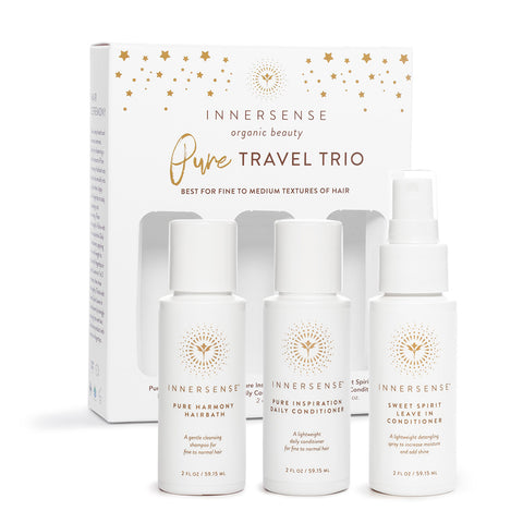 Innersense Holiday Trio - Pure (3 x 60ml)
