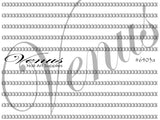 #6403a Chains - Silver A FULL IMAGE (Clear)