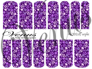 #6702d Purple D (Clear/White)