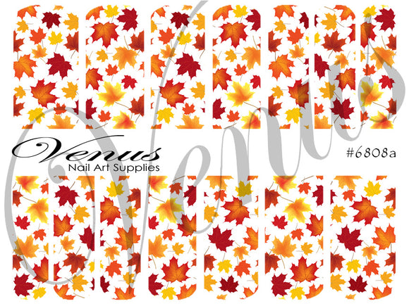 #6808a Autumn Life A (Clear/White)