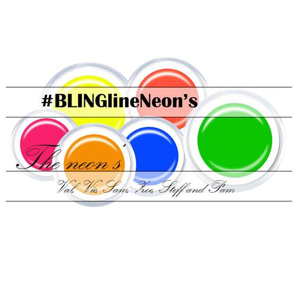 #BLINGlineNeon's COLLECTION