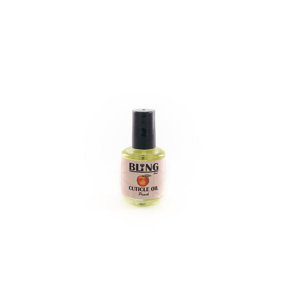 BLINGline CUTICLE OIL (Peach) - 15ml