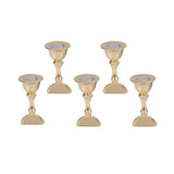 Display Stand - CRYSTAL GOLD (+ 5pc Tip Holders)