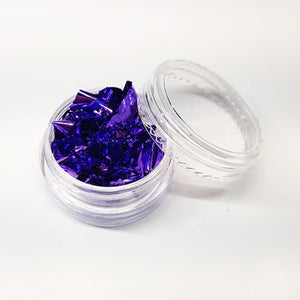 Leaf Foil: PURPLE