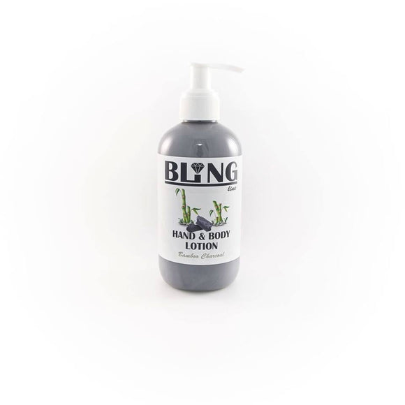 HAND/BODY LOTION (Bamboo & Charcoal) - 250ml