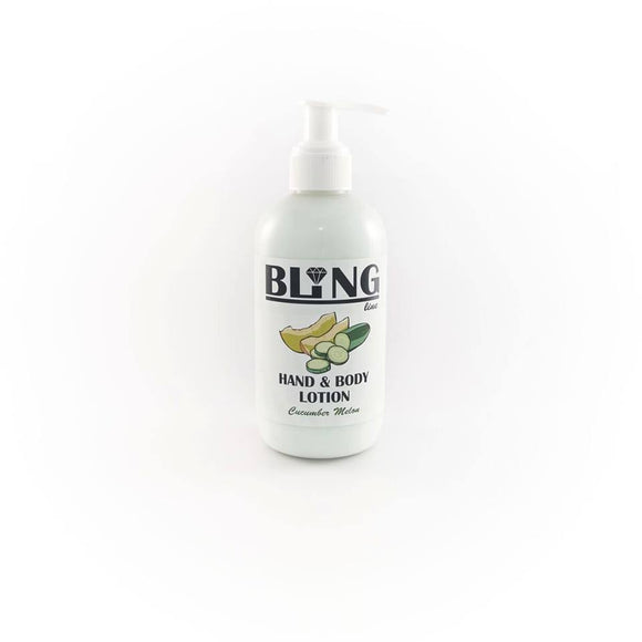 HAND/BODY LOTION (Cucumber & Melon) - 250ml