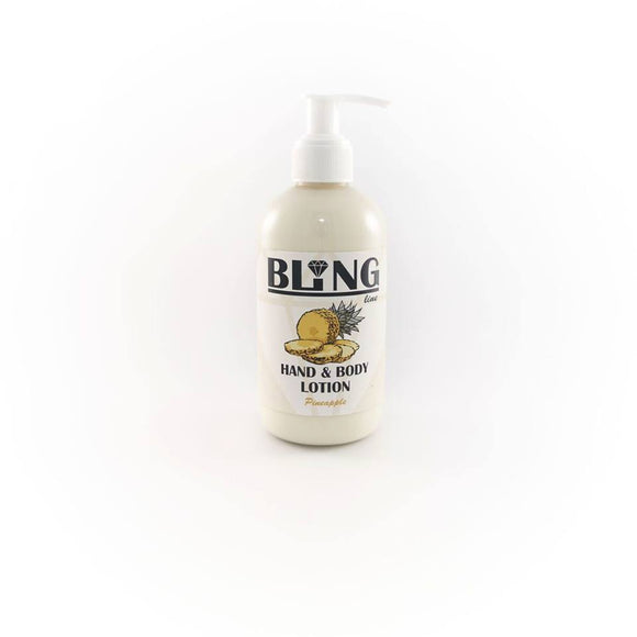 HAND/BODY LOTION (Pineapple) - 250ml