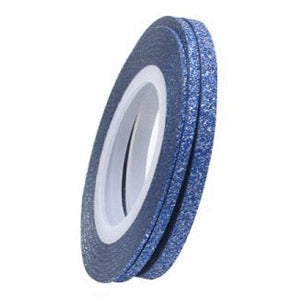 GLITTER Striping Tape - DARK BLUE