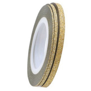 GLITTER Striping Tape - GOLD