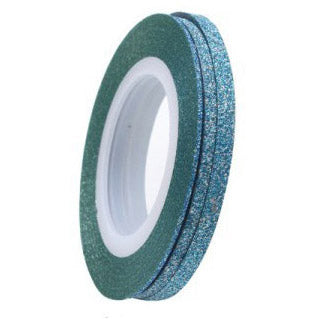 GLITTER Striping Tape - LIGHT BLUE