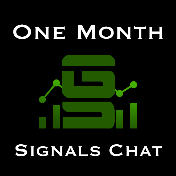 1-Month - Instant Access To Our Signals & Members Discord Chat